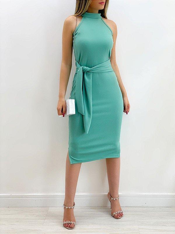 vestido Laço (Diversas Cores)