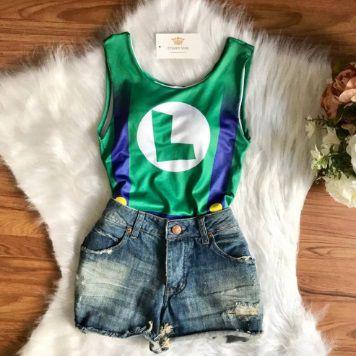 Body Carnaval Luigi