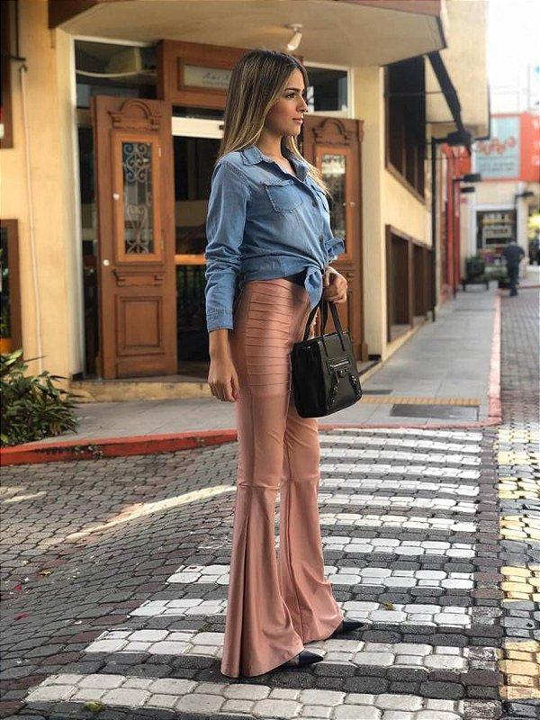 Camisa Jeans Kiny