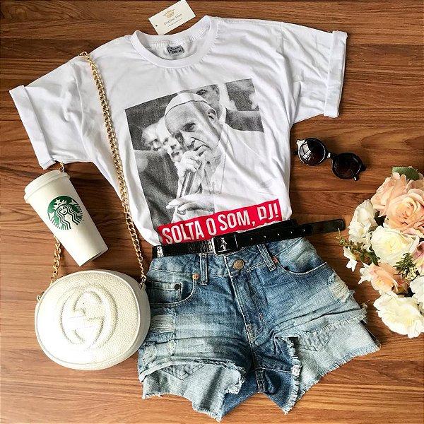 Camiseta Solta o som DJ!