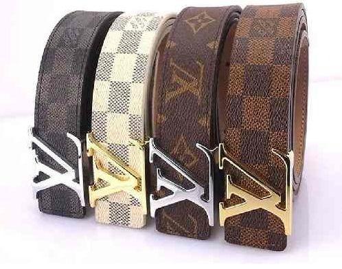 Cinto Louis Vuitton (Diversas Cores)
