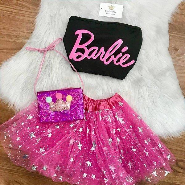 Kit Carnaval Barbie (3 peças)