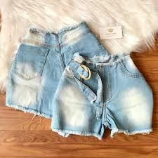 Short Kety Jeans
