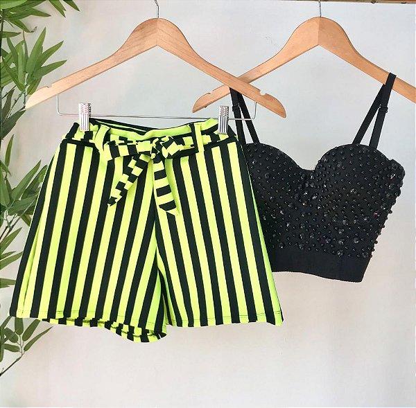 Shorts Neon Suplex