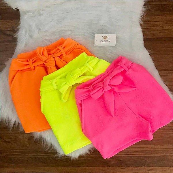 Shorts Valerie Neon (Diversas Cores)