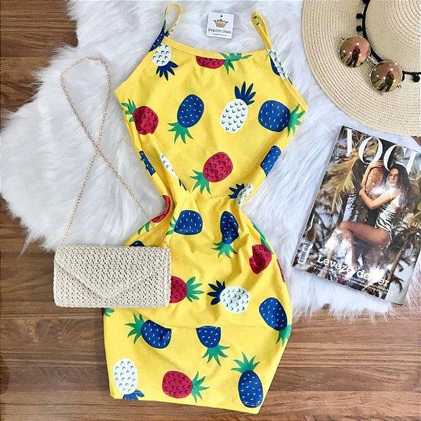 Vestido Abacaxi Alça 3