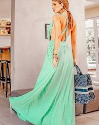 Vestido Arina Poliamida