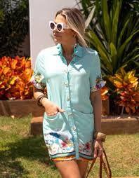 Vestido Ary Viscose