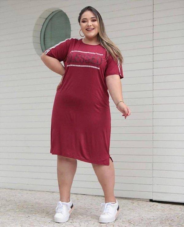 Vestido Blessed Plus Size