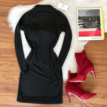 Vestido Jenifer Black