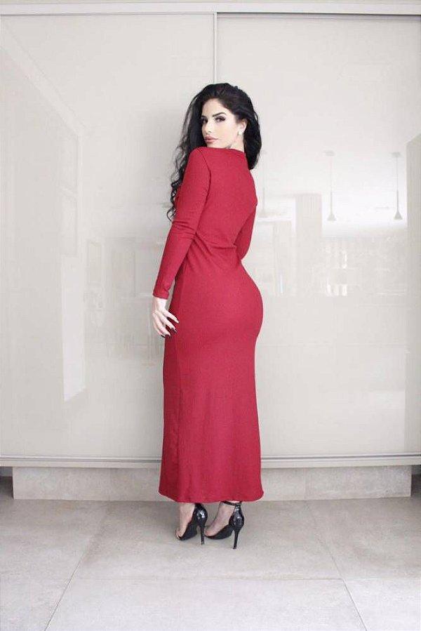Vestido longo Susan