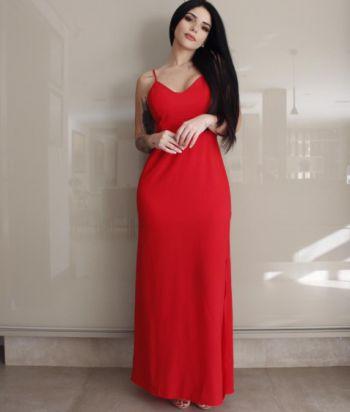 Vestido Mielle Crepe