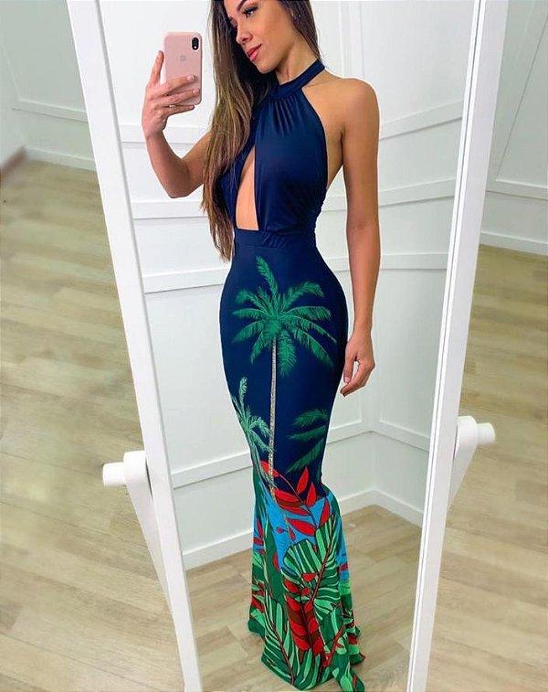 Vestido Recife Poliamida