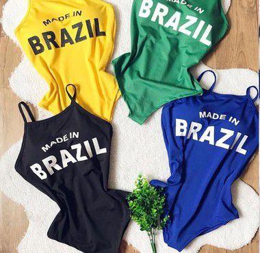 Body Made in Brasil Suplex (com Bojo)