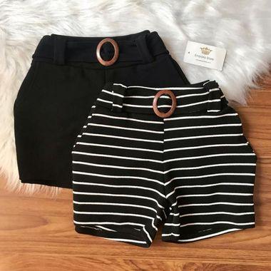 Shorts Lory Crepe