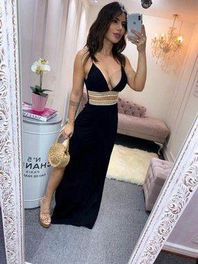 Vestido Eliane Viscose
