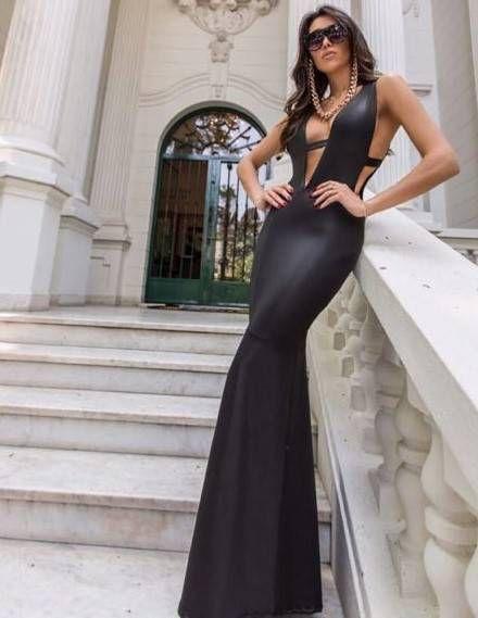 Vestido Ursula Cirré (Diversas Cores)