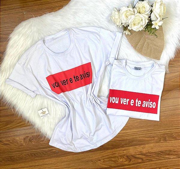 T-Shirt Viscomalha