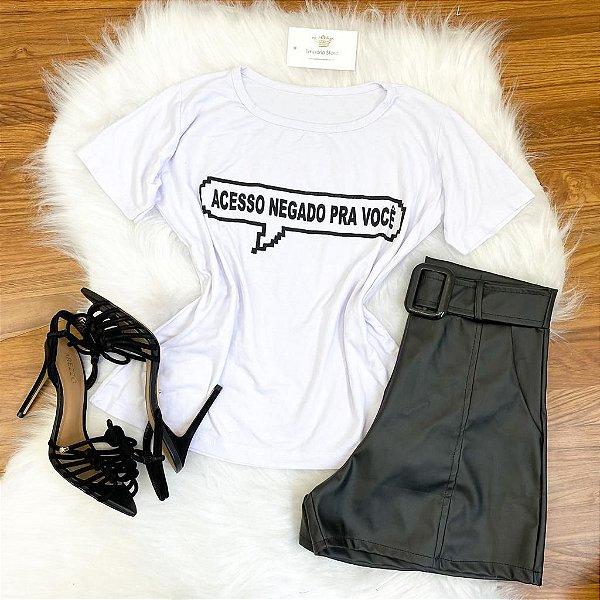 Camiseta Viscomalha