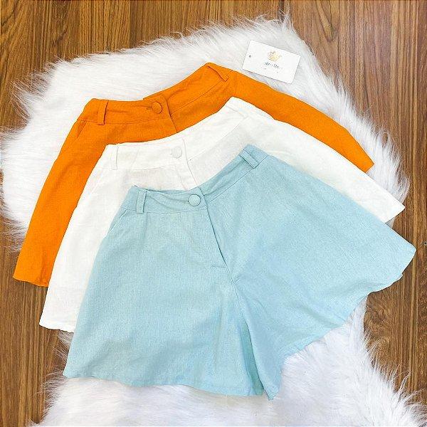 Shorts Godê Linho