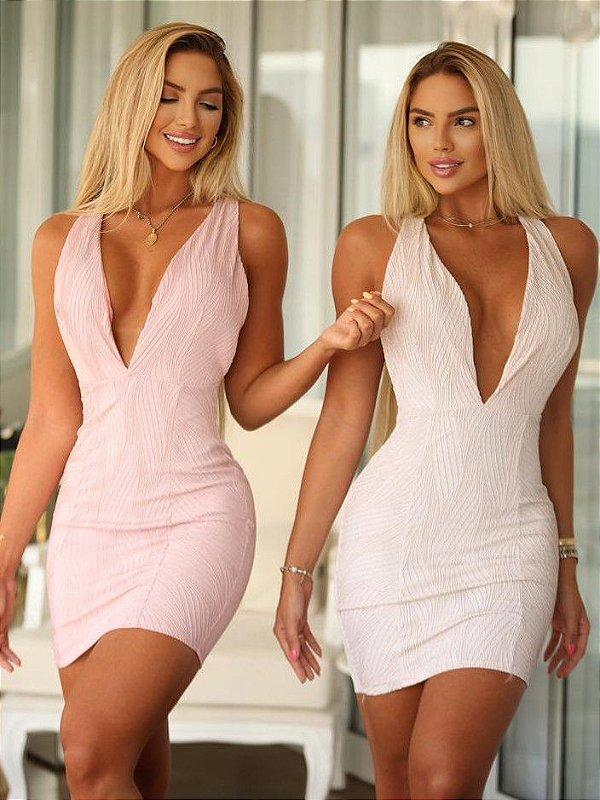 Vestido Lurex Premium