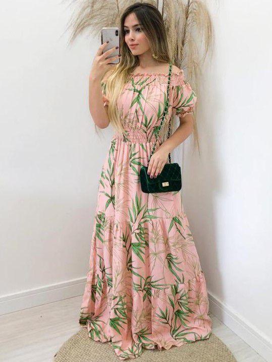 Vestido Ciganinha Premium