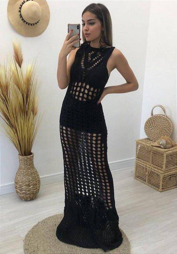 Vestido Tricot