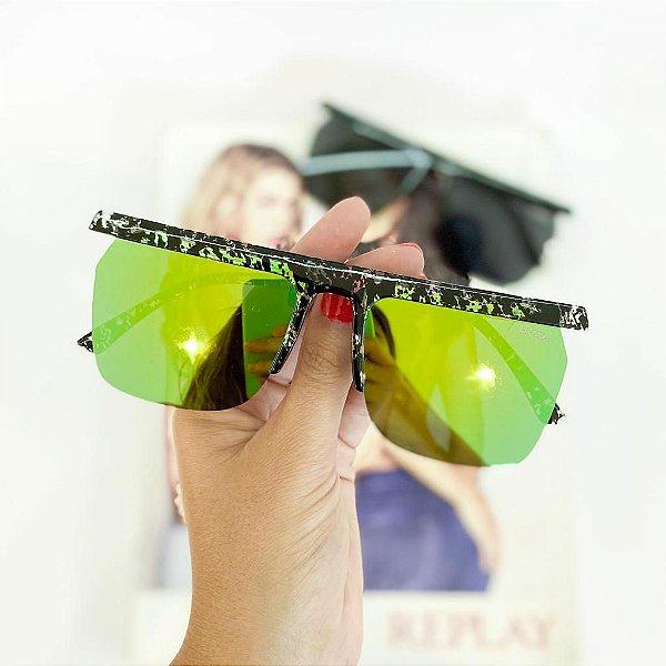 Óculos de Sol Mirrored (Diversas Cores)