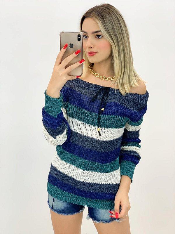 Blusa Colors Tricot