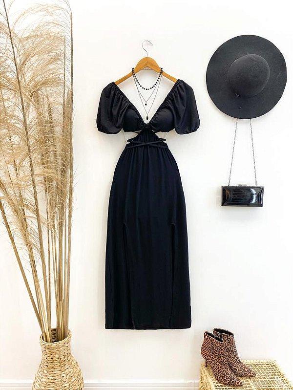 Vestido Viscolycra (Diversas cores)