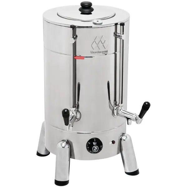 CAFETEIRA TRADICIONAL MARCHESONI COFFEE MAKER INOX 4 LITROS