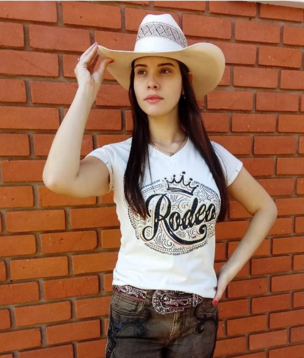 T-shirt Miss Country