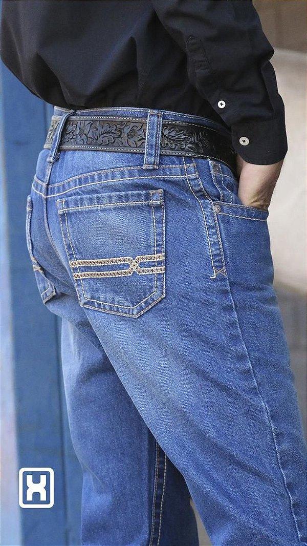 Calça Jeans Masculina X3 TXC