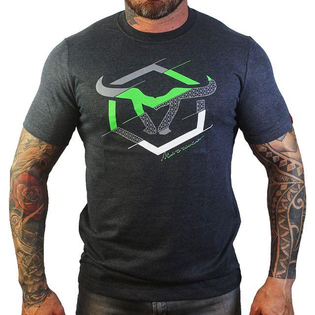 Camiseta Marruco Masculina Cinza