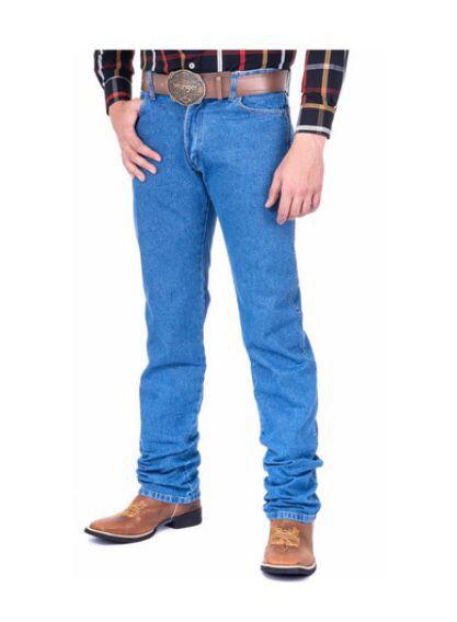 Calça Wrangler masculina Stone Cowboy Cut Ref.13MWZGK36UN