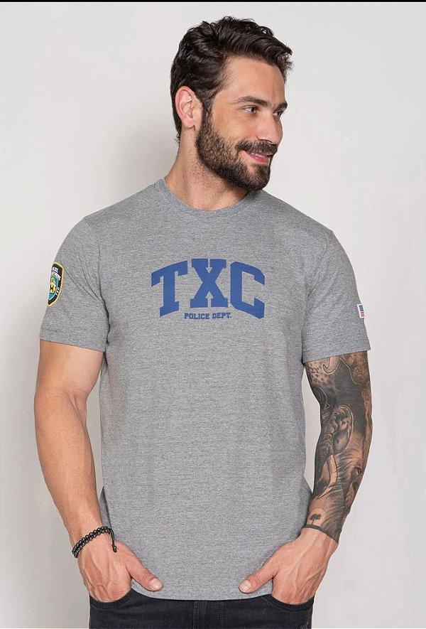 Camiseta Masculina TXC Ref. 19338