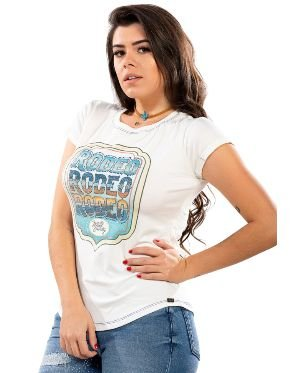 T Shirt Miss Country Colorado Rodeo