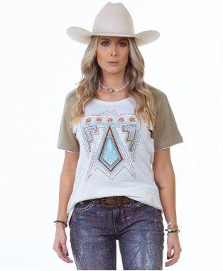 T Shirt Zenz Western Tribe
