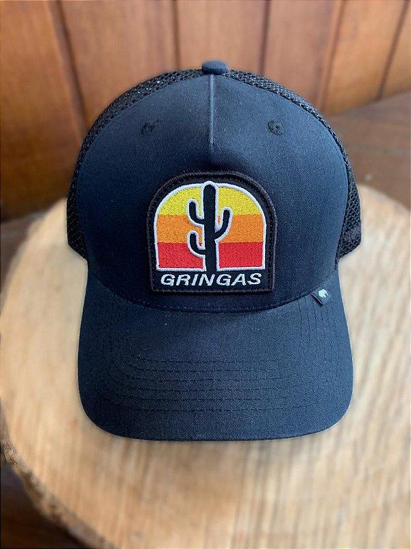 Boné Gringas Western