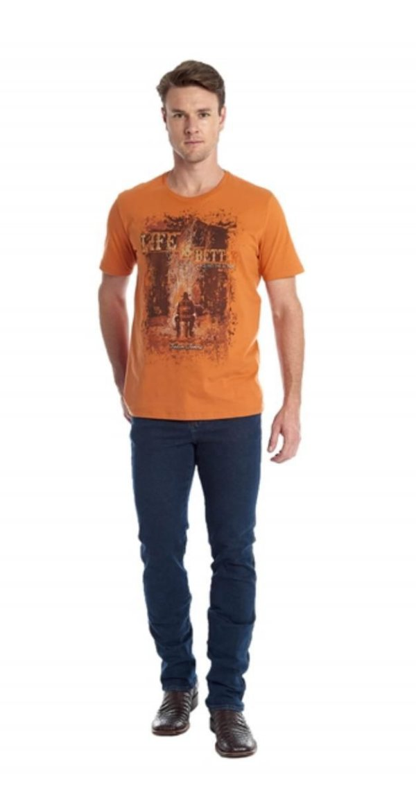Camiseta Tassa 4451
