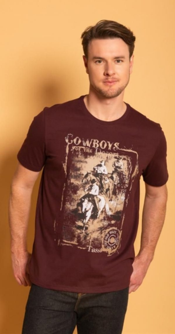 Camiseta Tassa 4531