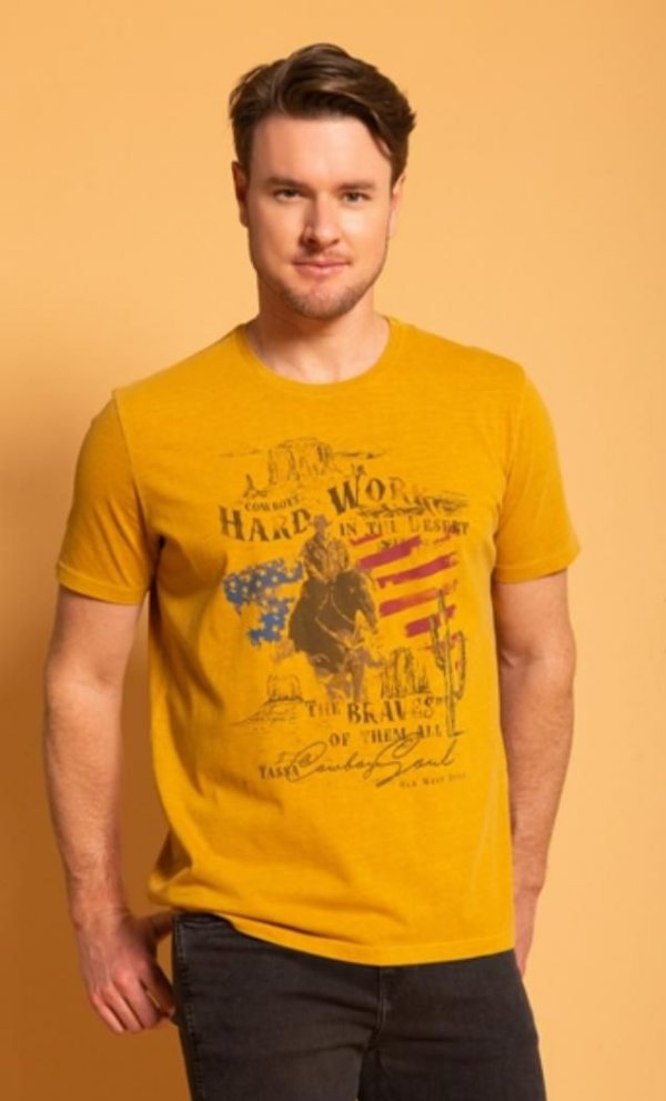 Camiseta Tassa 4533