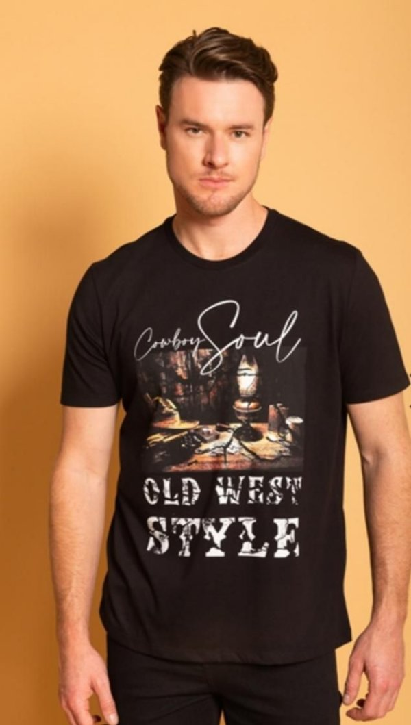 Camiseta Tassa 4524