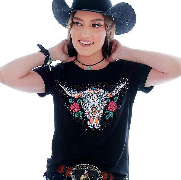 T- Shirt Feminina Zoe Horse