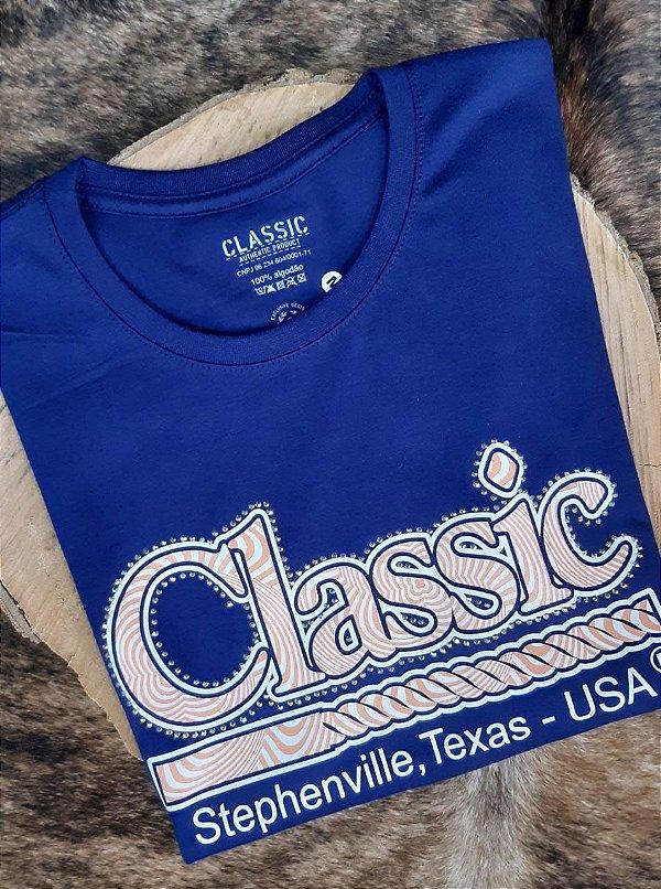 T- Shirt Feminina Classic
