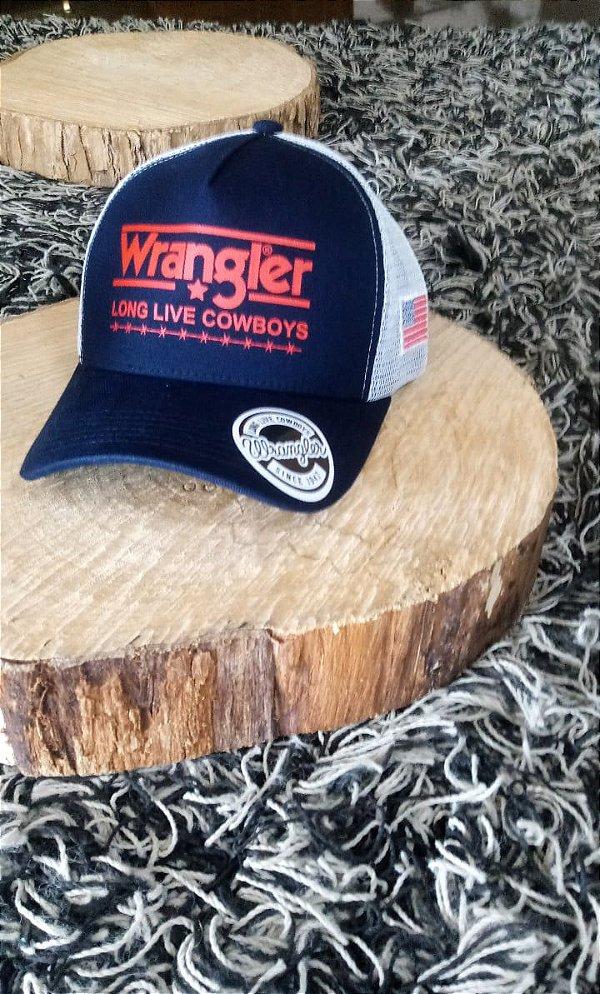 Boné Wrangler