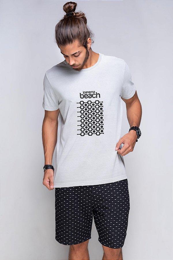 Camiseta Azor Ipanema Beach Estonada