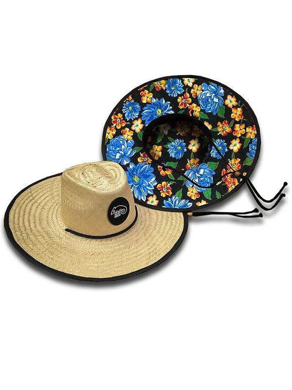 Chapéu de Palha Azor Dália