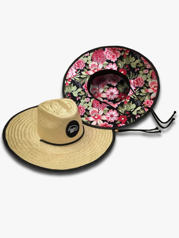 Chapéu de Palha Azor Primavera