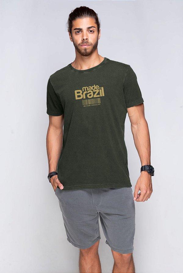 Camiseta Made in Brazil Estonada